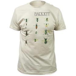 Syd Barrett - Mens Barrett Fitted Jersey T-Shirt