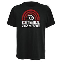 Cinema Bizzare - Circle Eye Mens S/S T-Shirt In Black