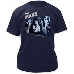 Police - Mens Reggatta De Blanc Adult T-Shirt