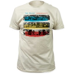 Police - Mens Synchronicity Fitted Jersey T-Shirt