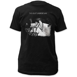 Velvet Underground - Mens Self-Titled Fitted Jersey T-Shirt