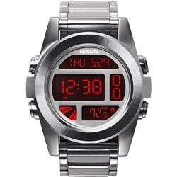 Nixon - Mens Digital Unit SS Watch