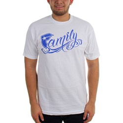 Famous Stars and Straps - Mens New Family Mens T-Shirt