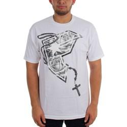 Famous Stars and Straps - Mens Chuey Rosary BOH Mens T-Shirt