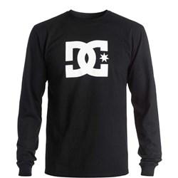 DC - Mens Star Ls T-Shirt