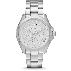 Fossil Cecile Silver Stainless Steel Watch AM4509
