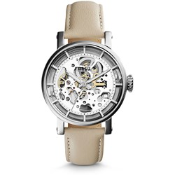 Fossil Original Boyfriend White Leather Watch ME3069