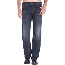 Diesel - Mens Larkee Straight Leg Jeans, Wash: 0835H
