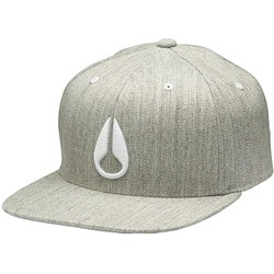 Nixon Men's Deep Down Ff Athletic Fit Hat