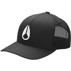 Nixon - Mens Iconed Trucker Hat