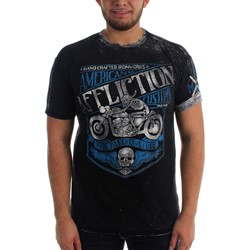 Affliction - Mens Motor Oil T-Shirt