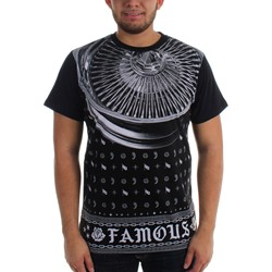 Famous Stars and Straps - Mens 100 Spoke Sub T-Shirt