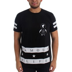 Famous Stars and Straps - Mens Serious Premium T-Shirt