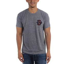Dark Seas - Mens Washboard Union T-Shirt