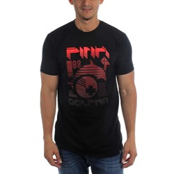 Pink Dolphin - Mens Pulse Collage T-Shirt