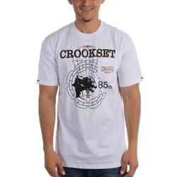 Crooks & Castles - Mens Crookset Pocket Tee
