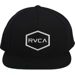 RVCA - Mens Commonwealth Snapback Hat
