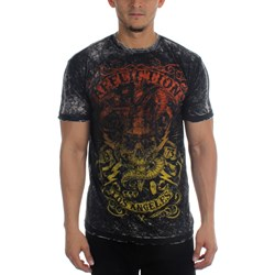 Affliction - Mens Voodoo Man Reversible T-Shirt