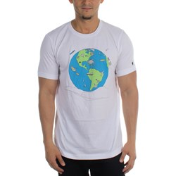 Arka - Mens The Whole World T-Shirt