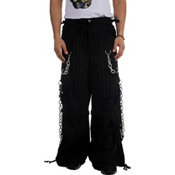 Tripp NYC - Mens Printed Cuff Baggy Pants