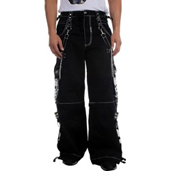 Tripp NYC - Mens Super Skull Baggy Pants