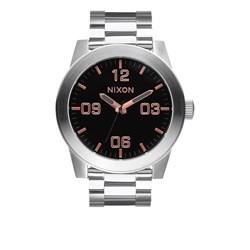 Nixon - Men's Corporal Ss Analog Watch