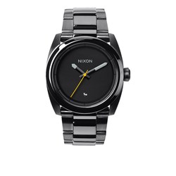 Nixon - Men's Kingpin Ss Analog Watch