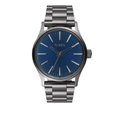 Nixon Men's Sentry 38 SS Analog Watch