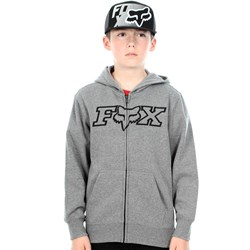 Fox - Boys Youth Legacy Zip Fleece