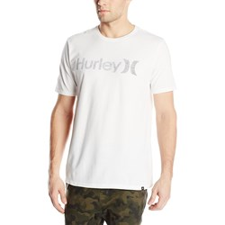 Hurley - Mens One and Only Push Through T-Shirt
