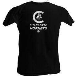 World Football League - Mens Hornets White T-Shirt In Black