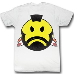 Mr. T - Mens Smiley T T-Shirt