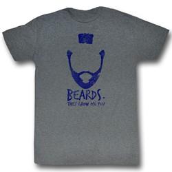 Mr. T - Mens Beards T-Shirt