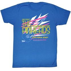 Back To The Future - Mens Pinhead T-Shirt