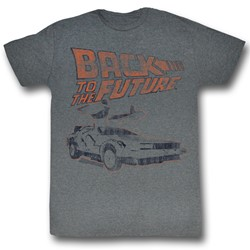 Back To The Future - Mens My Other Ride T-Shirt