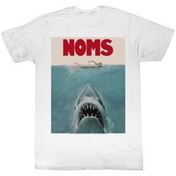 Jaws - Mens Noms T-Shirt