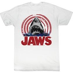 Jaws - Mens Jaws Spiral T-Shirt