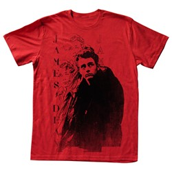 James Dean - Mens College Dean T-Shirt