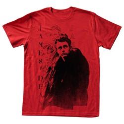 James Dean - Mens College Dean T-Shirt