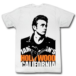 James Dean - Mens Blocked T-Shirt