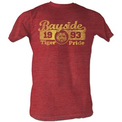 Saved By The Bell - Mens Bayside Pride T-Shirt