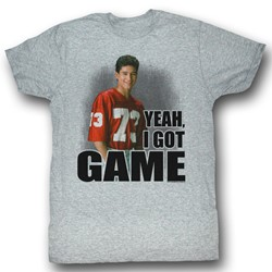 Saved By The Bell - Mens I Got Game T-Shirt