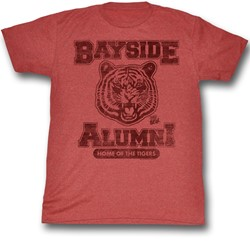 Saved By The Bell - Mens Bayside Alumni T-Shirt