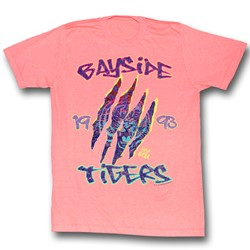 Saved By The Bell - Mens Retro Bayside T-Shirt