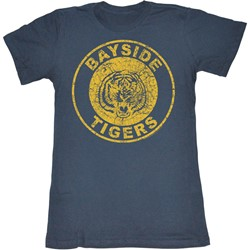 Saved By The Bell - Womens Bayside Tigers T-Shirt