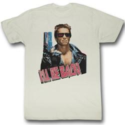 Terminator - Mens I'Ll Be Back T-Shirt