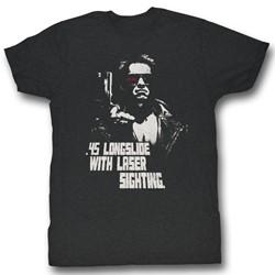 Terminator - Mens Longslide T-Shirt