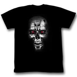 Terminator - Mens Imma Eat That Grape T-Shirt
