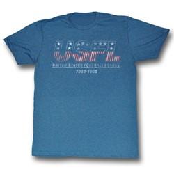 Usfl - Mens Logo Tee T-Shirt