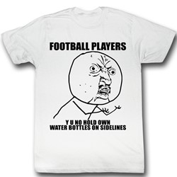 Y U No - Mens Troll On T-Shirt